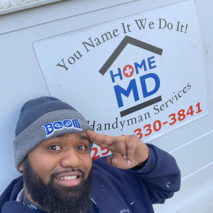 Terrance with Home MD